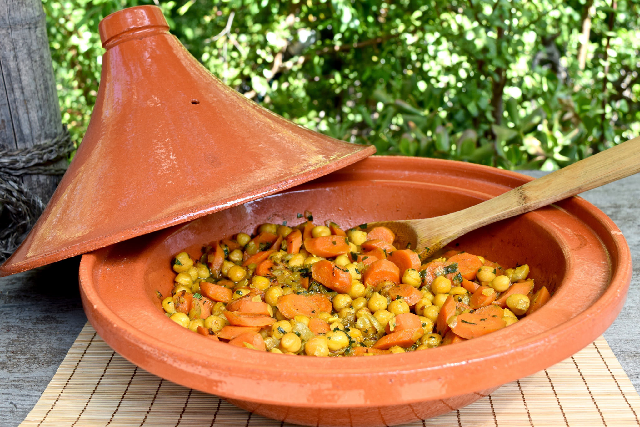 how to make a tagine pot