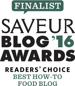 Vote Here for the 2016 Saveur Blog Awards